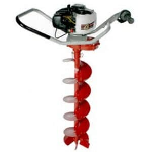 General M240 Gas Powered Auger