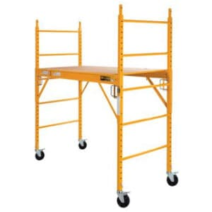 BAKERS SCAFFOLD - ALUMINUM 30 INCH X 60 INCH