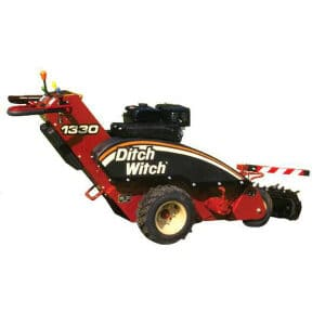 DITCHWITCH 1330 TRENCHER