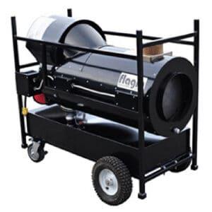 FLAGRO D200 Diesel Powered Heater