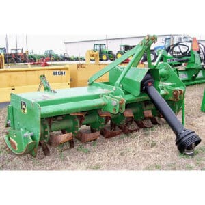John Deer 660 Rototiller Attachment
