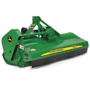 John Deere 370 Flail Attachment