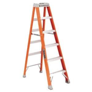 LOUISVILLE CLASS 1A 6 Foot Step Ladder