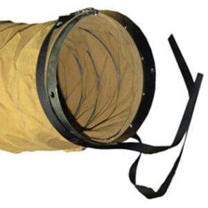 Norseman Canvas Heater Ducting
