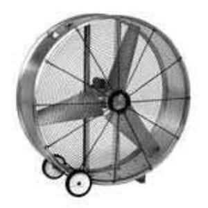 PORTACOOL QBD 3623 Barrel Fan