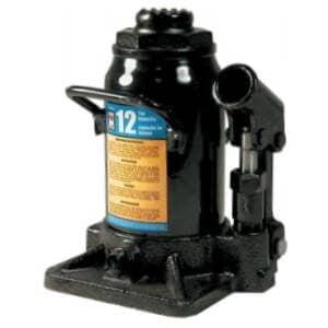POWERFIST 1010010 12 Ton Bottle Jack