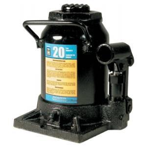 POWERFIST SKU 1010011 20 Ton Bottle Jack