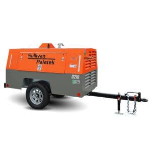 Sullivan Palatek D210PHDZ Diesel Air Compressor