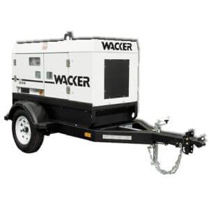 WACKER G25 20000 Watt Diesel Generator